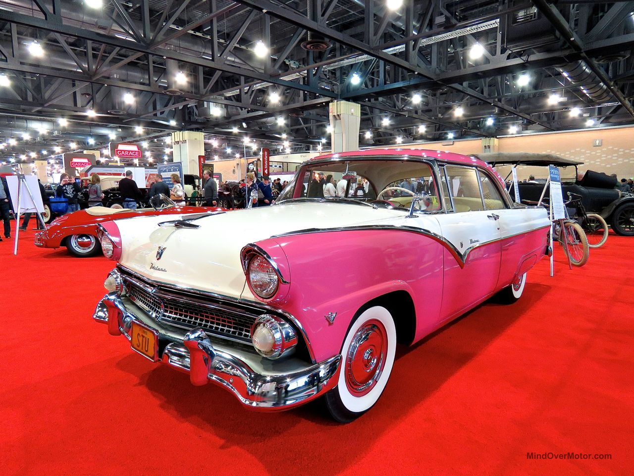 Philly Auto Show 2016 Ford Fairlane