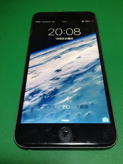 27_iPhone6Plusのフロントパネル液晶不良