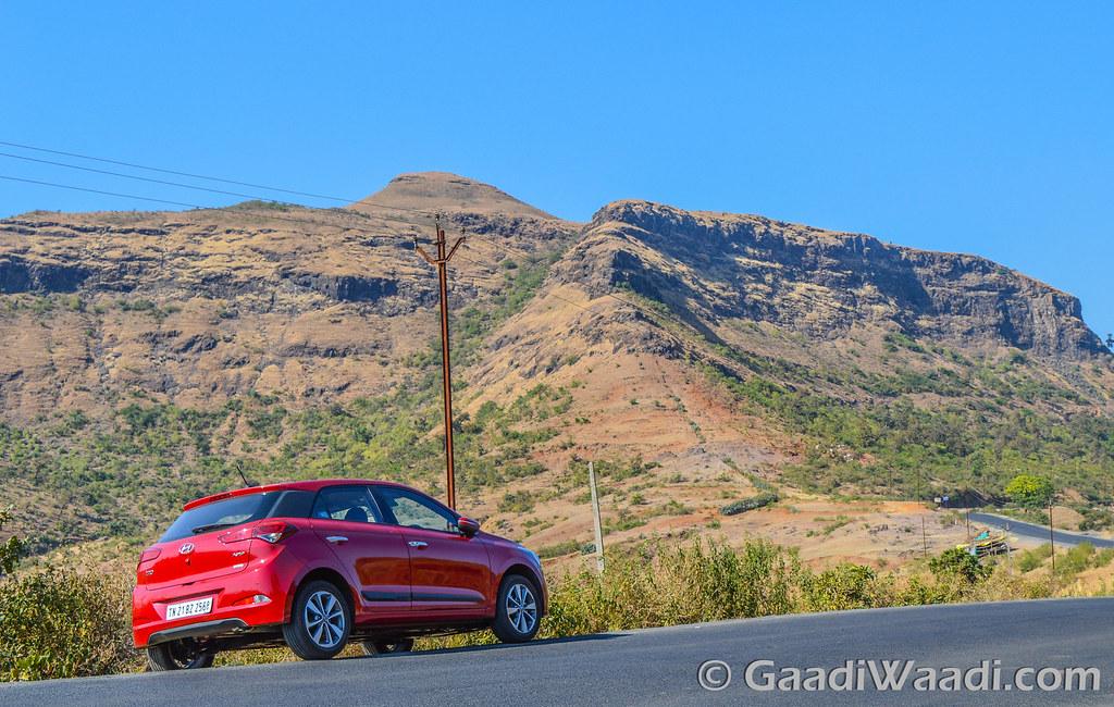 Hyundai Elite i20 AVN Test drive review-8