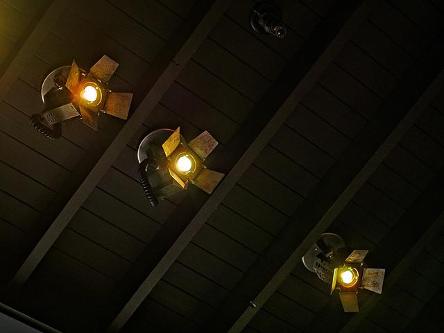 Studio Lights?