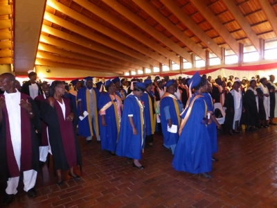 Joint Graduation Ceremony, 2014