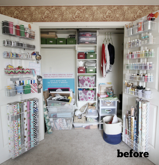 to how closet rockstar organize blesserhouse com craft a like after before