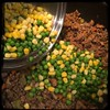 #homemade #SweetPotato #SheppardsPie #CucinaDelloZio - Corn and peas