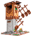 ThebrickReview: LEGO 75825 Piggy Pirate Ship 24567079523_8b9f8f1c2d_o