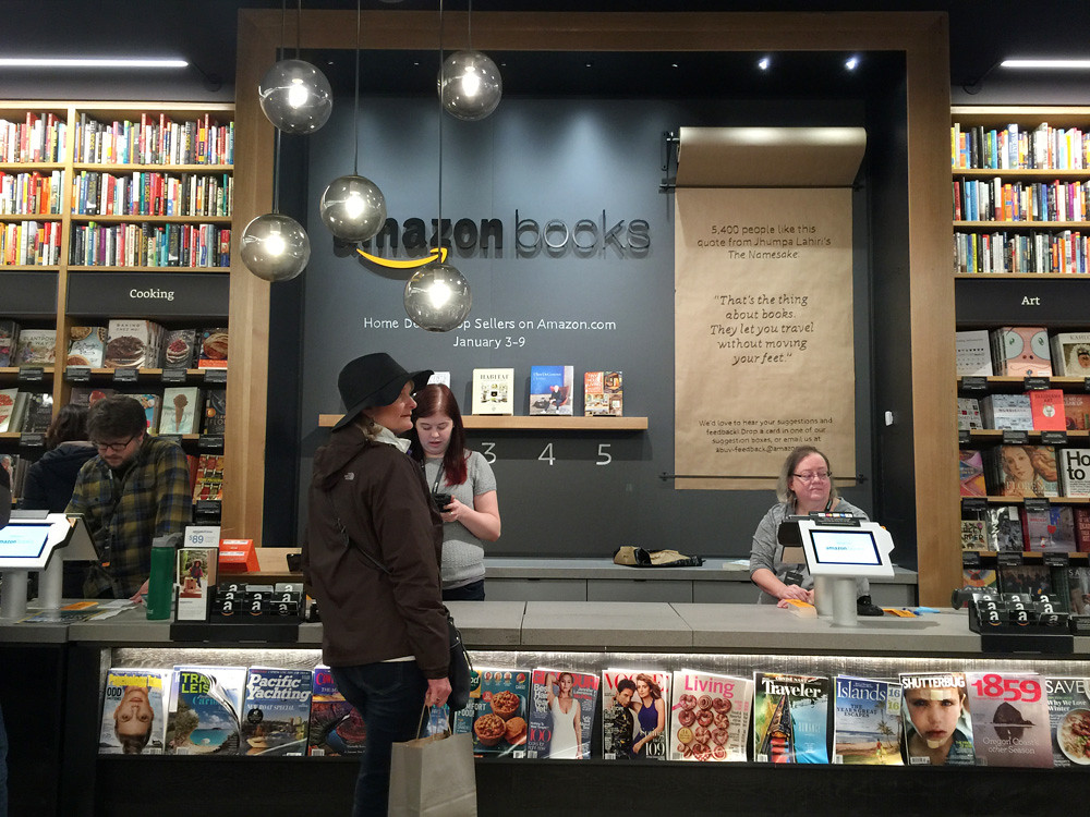 Amazon Books 12