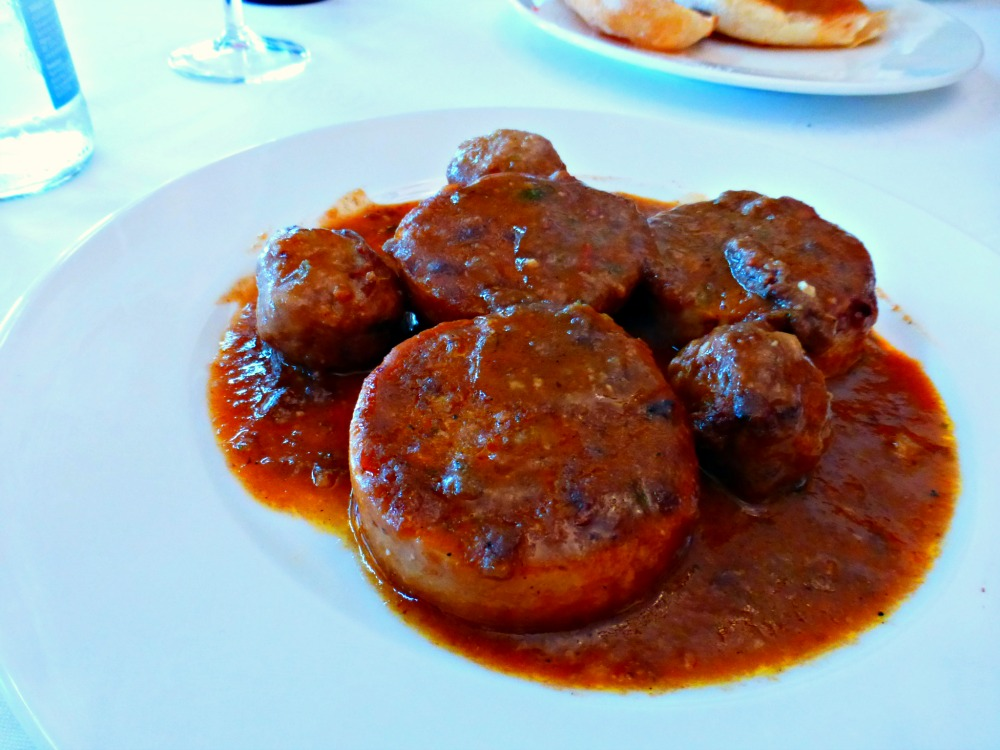 Calamari Meatballs