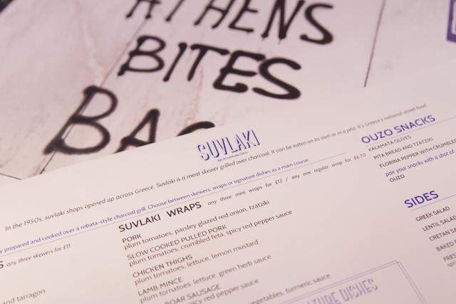 Suvlaki Greek Restaurants in London