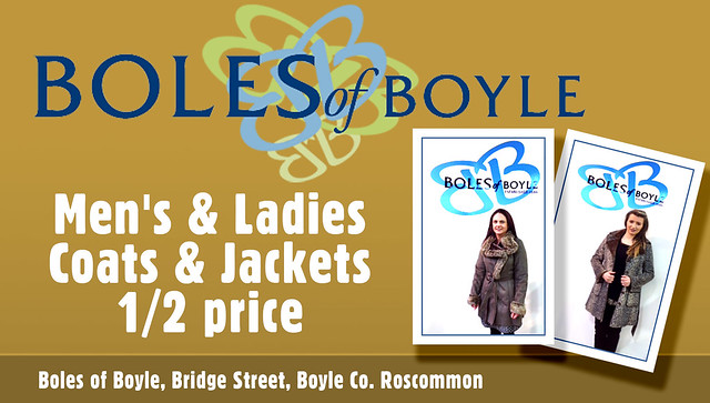 Boles of Boyle Coats-&-Jackets