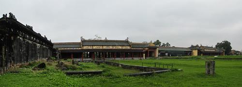 La Citadelle de Hué: la Cité Pourpre Interdite
