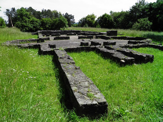 ORL Limes 33 - Fort Baths Stockstadt (90-260 AD)