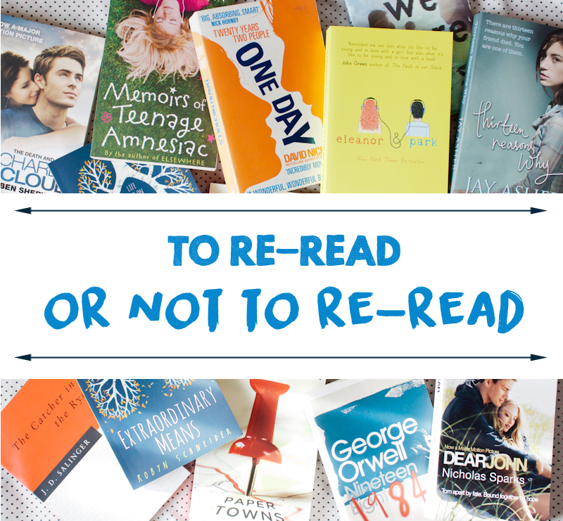 to re-read or not to re-read