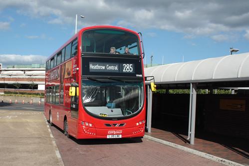 London United VH48 LJ15LBE