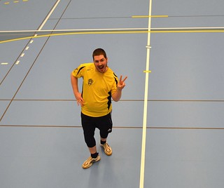 Jugger: Bergslagstrollen Lindesberg mot Järnboås Järnfalkar