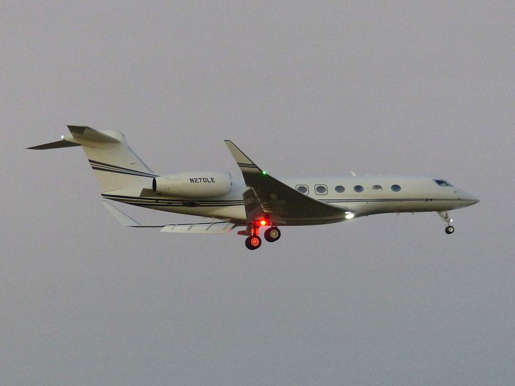 N270LE - G650 - Aerolíneas Internacionales