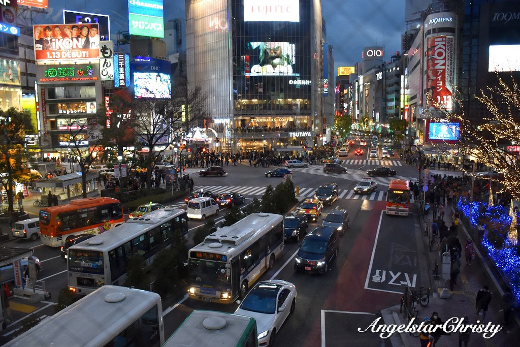 Shibuya_Night