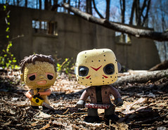 Jason & Leatherface