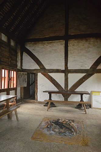 Medieval House From Morth Cray - Hall