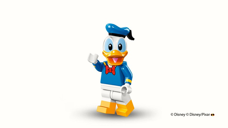 LEGO Disney Collectible Minifigures (71012) - Donald Duck