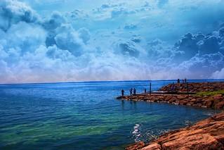 Crystal Beach Ontario ~ Canada ~  Former Amusement Park