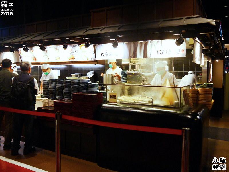 26082087391 660d99b2f9 b - 丸龜製麵,台中新光三越內也能吃到日本知名烏龍麵,湯頭好,烏龍麵Q彈有勁!