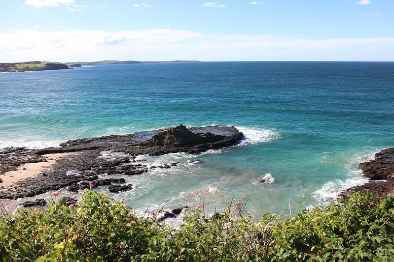Minnamurra to Kiama coastal walk