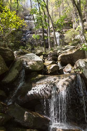 Pinnacle Mountain Falls - 4