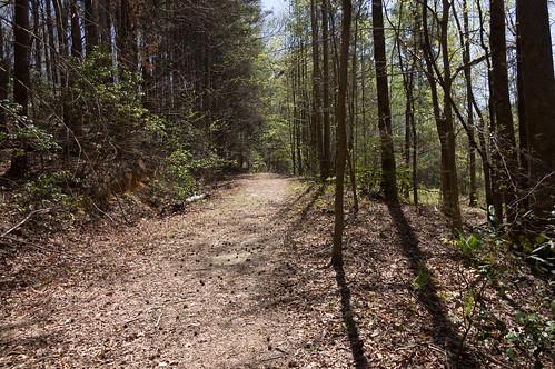 Track road