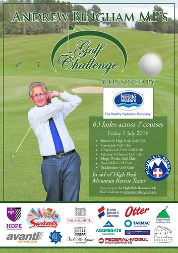 The Golf Challenge sponsored by Nestlé Waters