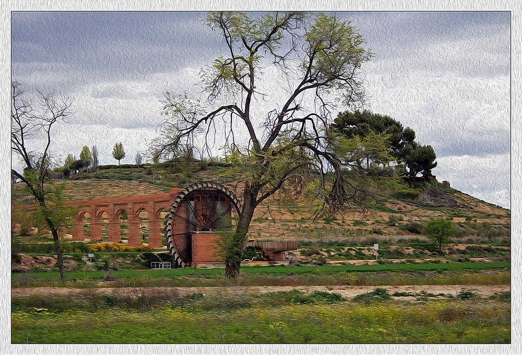 azuda de Aranjuez