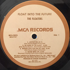 FLOATERS:FLOAT INTO THE FUTURE(LABEL SIDE-A)