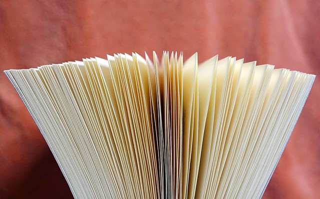 Between the Pages . . .