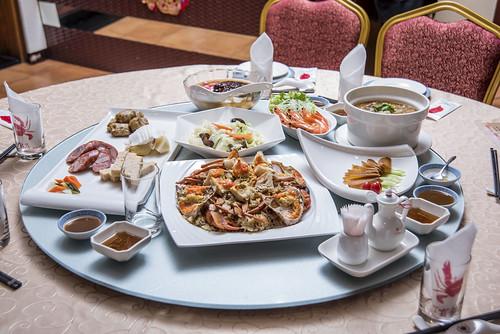 沒到過阿霞飯店,別說你吃過紅蟳米糕!(同場加映錦霞樓食記) (46)