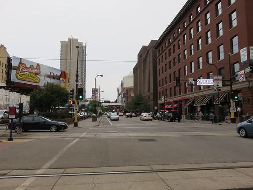 Direction Minneapolis et Fargo (30/06 et 1/07/2015)