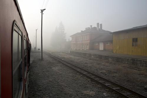 Razlog station into the fog 2