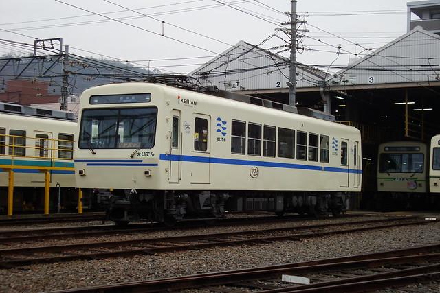 2016/01 叡山電車724号車