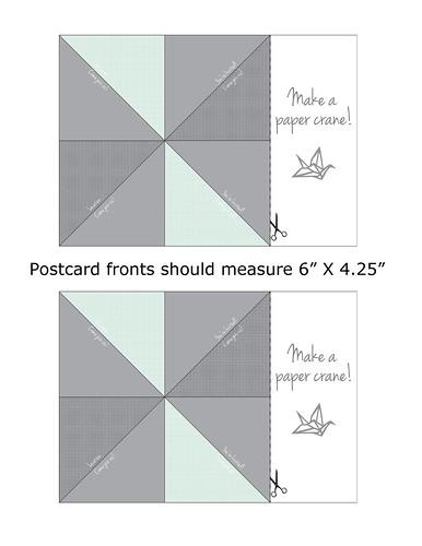 Printable: Postcard Front (cut along black lines)