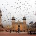 Wazir Khan Masjid by Kaleem Ullah.
