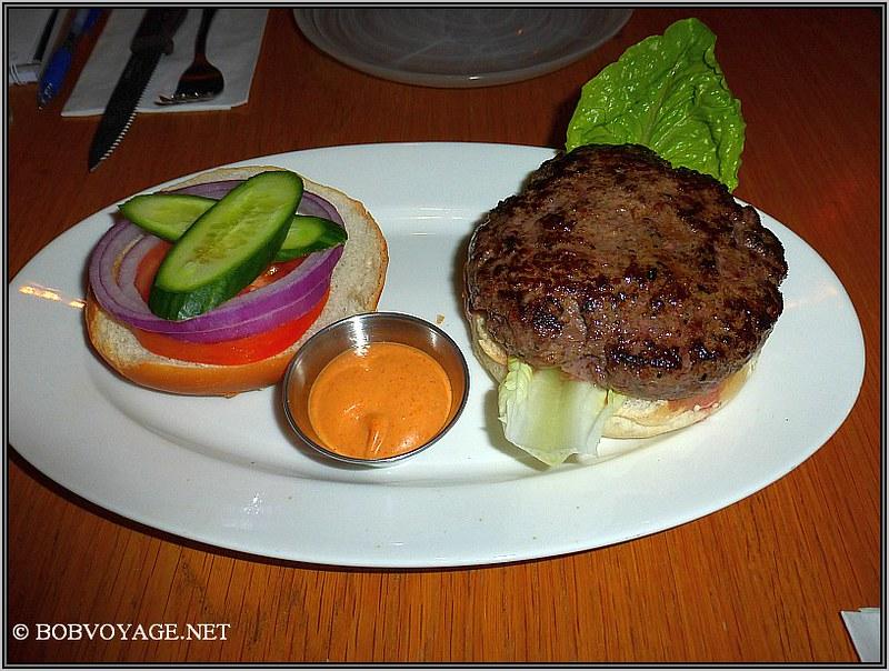 המבורגר 166 ב- נישה 166