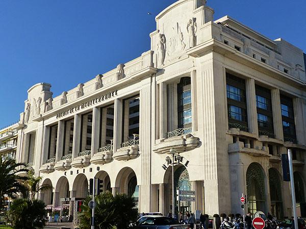 palais de la Méditerrannée