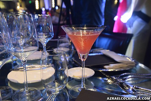 Korean Wine Dinner at Sofitel Philippine Plaza