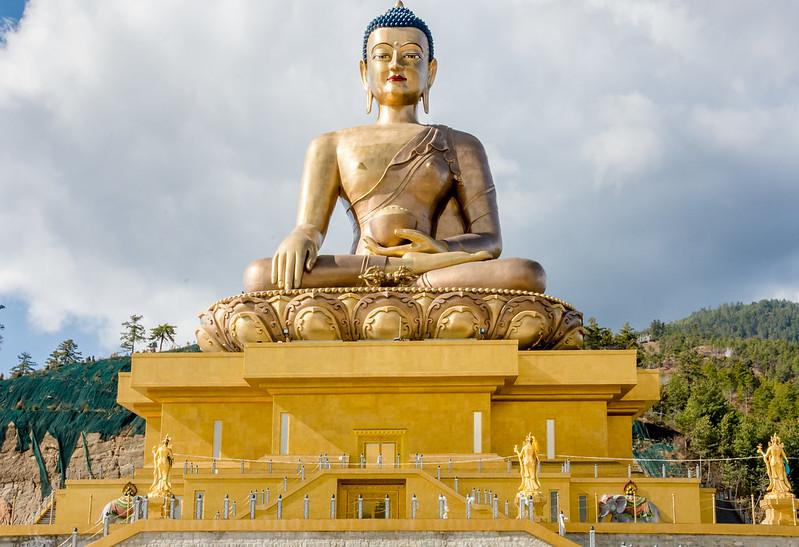 Buddha Dordenma , Thimpu