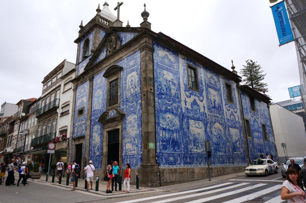 Portuguese Blue Tile