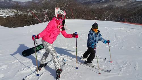 輕井澤 滑雪