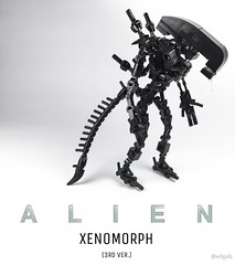 The Xenomorph (Ver. 3)