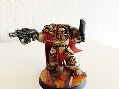 Death Guard Praetor