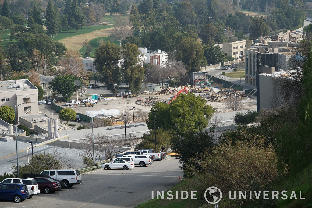 Photo Update: January 18, 2016 - Universal Studios Hollywood