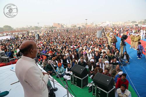 SNM Branch Sanyojak Gurcharan Lal, Panipat
