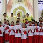 Thánh Lễ Tân Niên Tại Gx. Bà Lụa