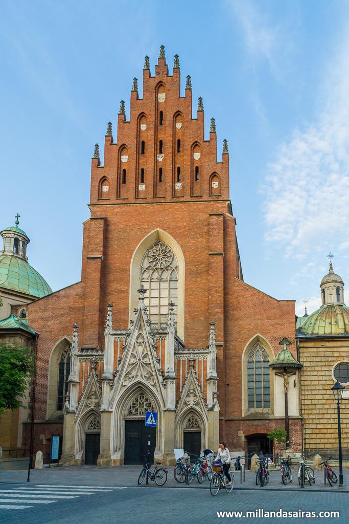 Basílica de la Santa Trinidad o de los Dominicos