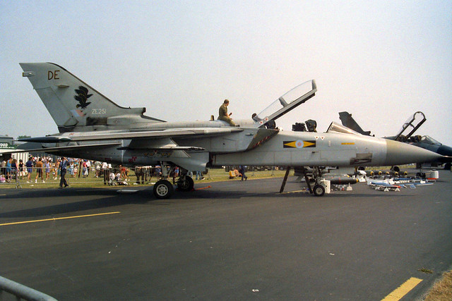 ZE251/DE Tornado F.3